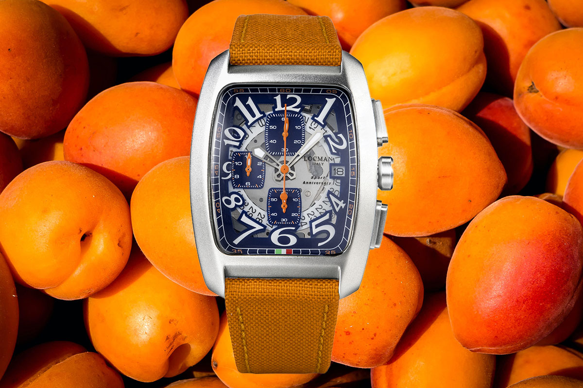 Locman Sport Vision arancione