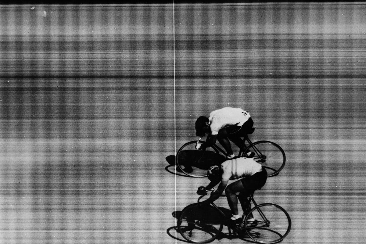 Un fotofinish di Omega alle Olimpiadi di Londra