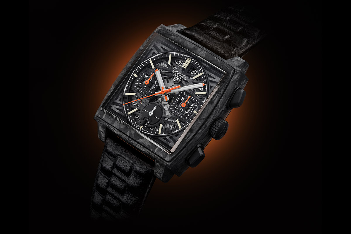TAG HEUER Only Watch Carbon Watch