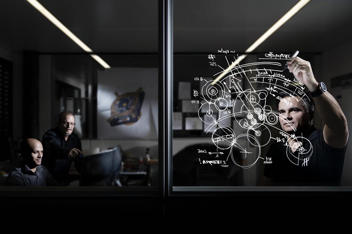 La rivoluzione tecnologica dell'orologeria nei computer R&D