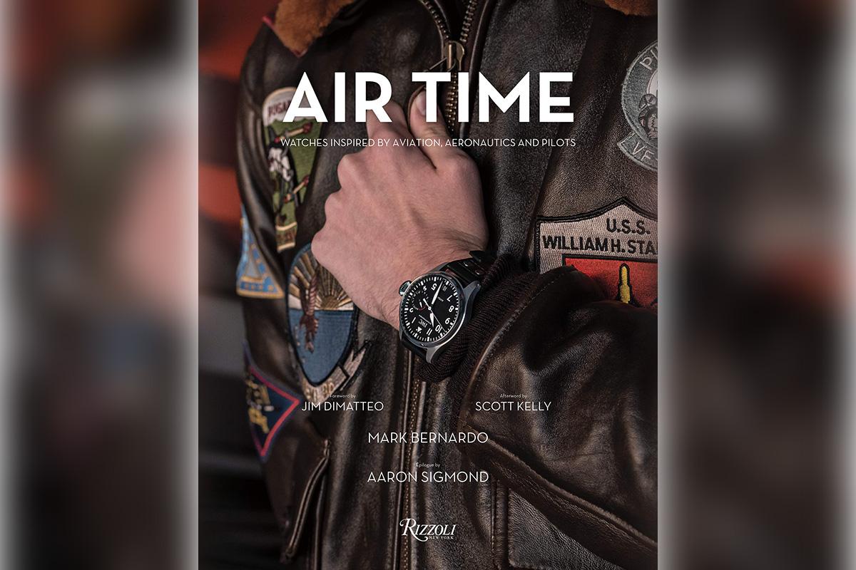 "La copertina di ""Air Time"""
