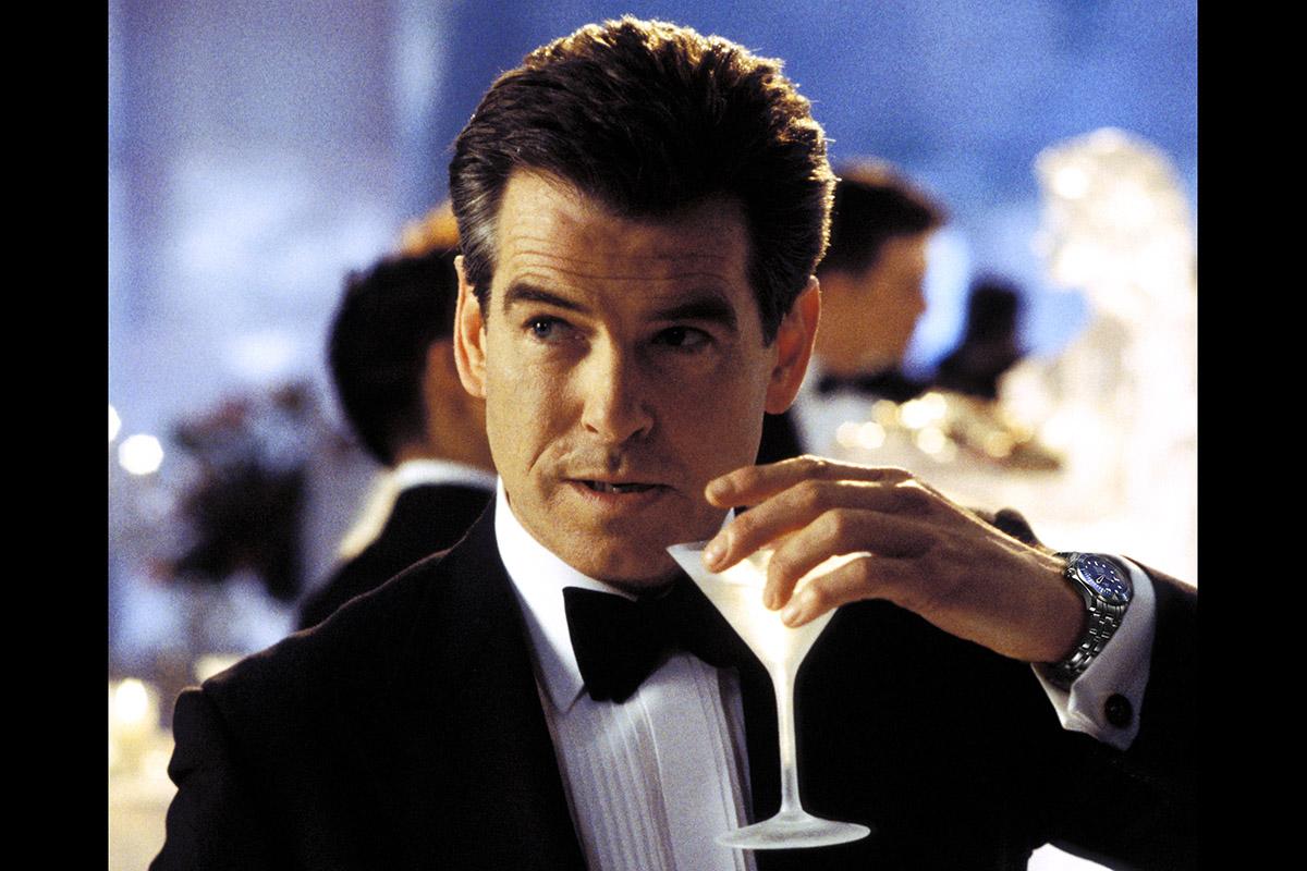 """Pierce Brosnan/James Bond in """"Die Another Day"""""""