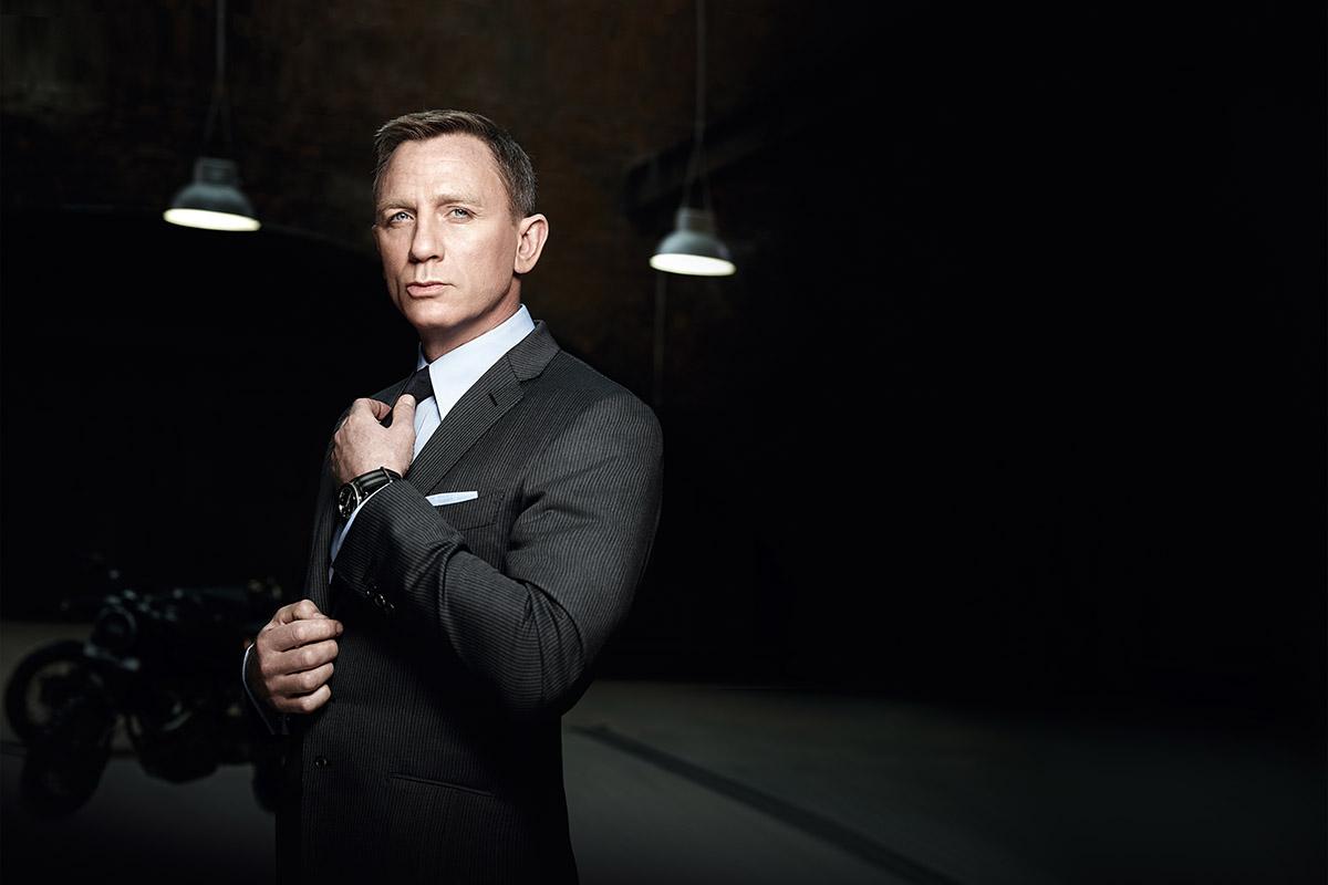 "Daniel Craig/James Bond in ""Spectre"""