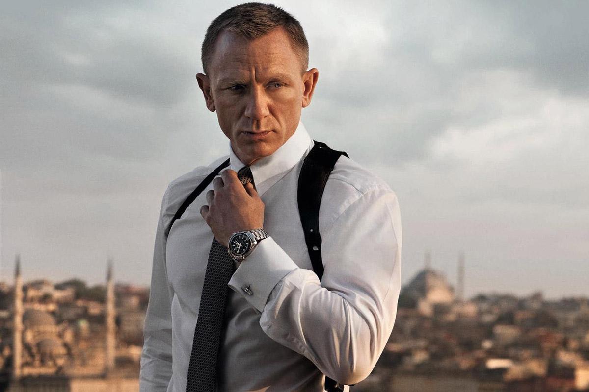 """Daniel Craig/James Bond in """"Skyfall"""""""