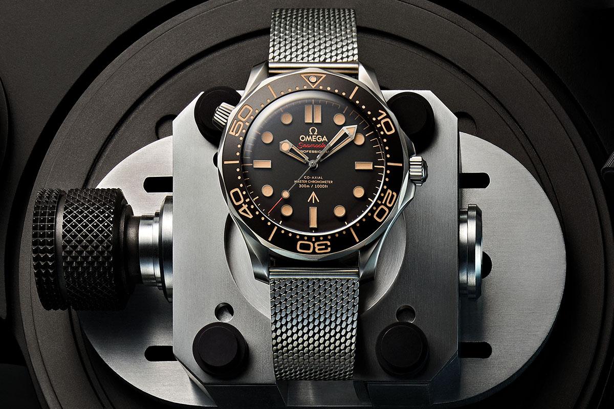 Il Seamaster Diver 300M 007 Edition, l'orologio di James Bond