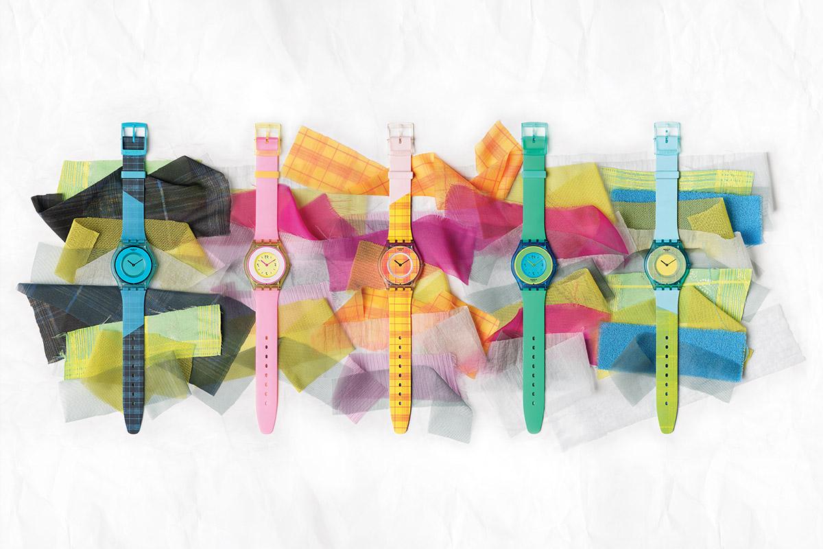 I 5 Swatch x Supriya Lele Skin Classic