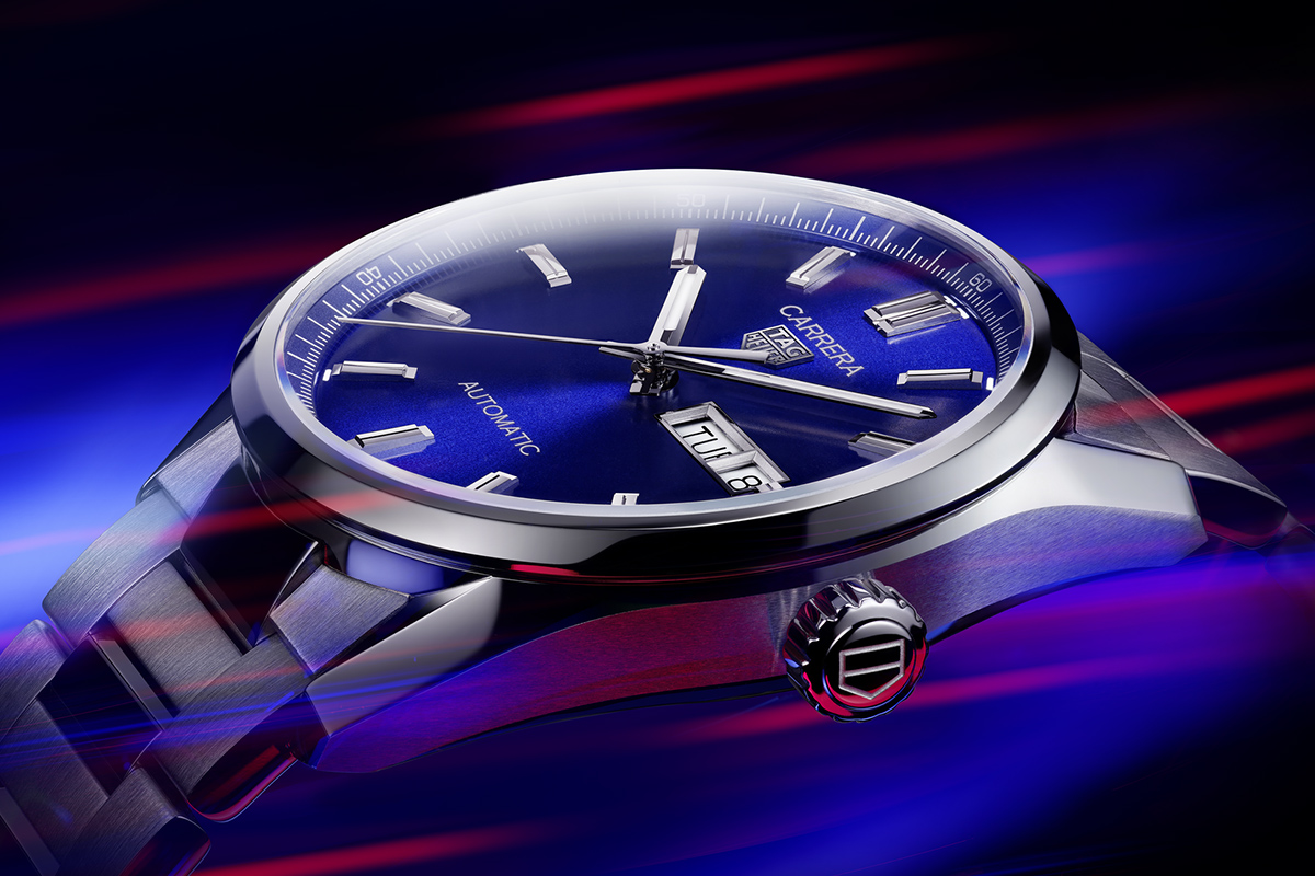 TAG Heuer Carrera Day Date 41 mm